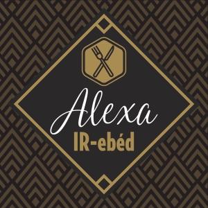Alexa IR-ebéd és péksütemények